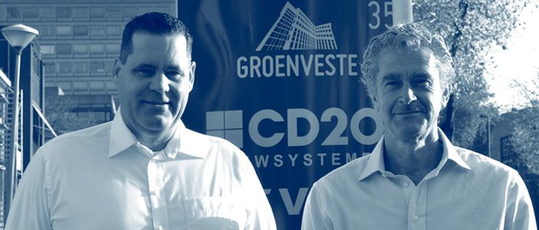 Hans te Hoonte & Ron van der Blij, Managing Directors