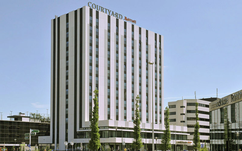 Courtyard by Marriott Hotel Atlas Arena Amsterdam